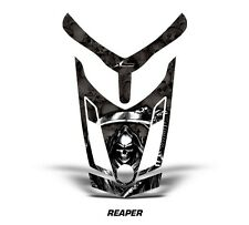 Ski Doo Rev XR GSX Summit Sled Sticker Decal Hood Graphic Kit 2013 REAPER - BLK