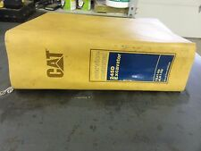 Caterpillar CAT 245D Excavator Service Manual    7ZJ1-Up  4LK1-Up
