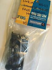 Nokia Stereo Headset PHF Pop-Port HS-23 Black/Silver. Brand New Sealed packaging