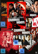 Criminal Minds - Die komplette 1. - 6. Staffel                       | DVD | 444