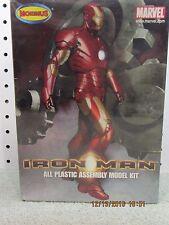 Moebius Models #905. Iron Man. RED  Kit. 2008. MR VJ CASE FRESH FACTORY SEALED