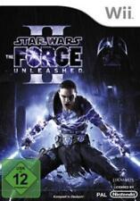 Nintendo Wii Star Wars The Force Unleashed II 2 Deutsch Gebraucht Neuwertig