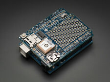 Adafruit Ultimate GPS Logger Arduino Shield Kit Includes GPS Module Log to SD