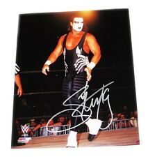 WWE STING THE ICON HAND SIGNED AUTOGRAPHED 8X10 PHOTO FILE PHOTO WITH COA 6