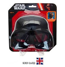 Star Wars DARTH VADER Kids SWIM MASK Childrens Swimming Goggles Pool Glasses NEW