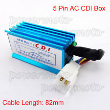 5 Pin AC Racing CDI Box For 50 70 90 110cc 125cc ATV Quad Go Kart Pit Dirt Bike