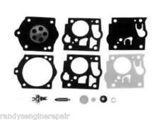 COMPLETE WALBRO SDC McCulloch Mac 1010 10-10 SP 80 81E 70 60  CARB KIT NEW OEM