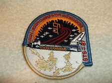 NASA NEW SEW ON NAME PATCH  (12)