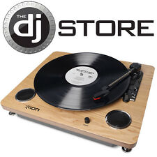 Ion Archive LP Digital Conversion Turntable wi/ Built-in Stereo Speakers