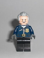 LEGO Super Heroes - Captain Stacy - Figur Minifig Spiderman Doc Ock Police 76059