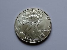 2003 AMERICAN SILVER LIBERTY EAGLE $1 ONE DOLLAR COIN