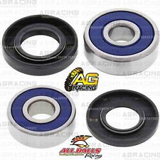 All Balls Rear Wheel Bearings & Seals Kit For Kawasaki KX 80 1989 89 Motocross