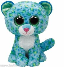 Ty Beanie Boo`s X-Large XXL Leopard blau/grün 42cm Plüsch Kuscheltier 7136817