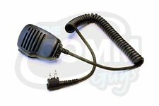 NEW Speaker Mic with 3.5mm Earphone Jack for Motorola MagOne BPR40 Two Way Radio