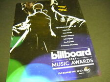 BILLBOARD MUSIC AWARDS on ABC 2014 PROMO AD Luke Bryan 5 Seconds Of Summer