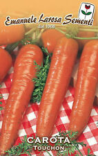 3500 Semi/Seeds CAROTA Touchon