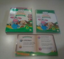 Disney Baby Einstein Animals Around Me Discovery Kit  DVD CD & Discovery Cards