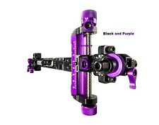 CBE 3-D  PURPLE  VERTEX SIGHTS RIGHT HAND RAPID TRAVEL