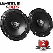 "JVC CS-J620X 6.5"" inch 16.5 cm 600 Watts Pair 2 Way Coaxial Car Van Door Speaker"