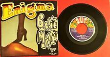 """ENIGMA Boogie monster Transplant my heart dr. barnard 1978 Lp Vinyl 45 Giri 7"""""""