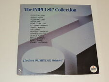 """VARIOUS THE IMPULSE COLLECTION best of vol I volume 1 Lp 12""""x2 RECORD SET JAZZ"""