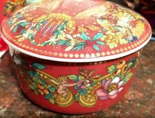 VERSACE JEWELRY  Trinket box Sugar Bowl ROSENTHAL Christmas Gift idea $500 New