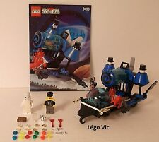 Lego 6496 Time Twisters Whirling Time Warper + Notice complet de 1997