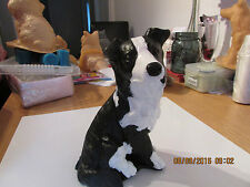 "LATEX MOULD MOLD OF A BEAUTIFUL LARGE COLLIE 8"" TALL x 5"" WIDE"