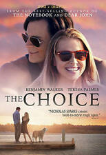 The Choice (DVD, 2016)  FREE SHIPPING !!!!