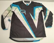 MSR NXT Racing Jersey Shirt Motor cross Padded Elbows XXL 2XL EUC