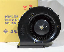 New Centrifugal Blower Cam York CV152DM-DC 200W 24V 530 CFM