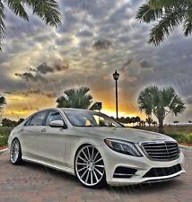 Mercedes Benz S Class S550 S400 S600 S63 S65 Convaved Wheels Rims 22x9 /22x10