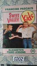 SWEET VALLEY KIDS 45 - ELIZABETH PIANO LESSONS