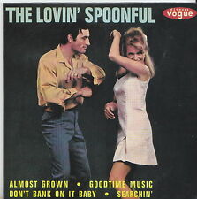 THE LOVIN SPOONFUL    CD  REPLIQUE EP VOGUE
