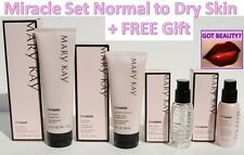 MARY KAY Timewise Miracle Set Normal to Dry Skin FULL SIZE FRESH -Free Shipping!