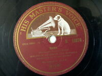 "78 rpm 10"" MALCOLM VAUGHAN mama / evry day of my life"