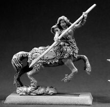 CHIRAL CENTAUR - WARLORD REAPER figurine miniature jdr centaure captain 14497