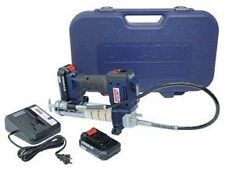 LINCOLN #1884  20V Lithium-Ion Battery Operated Grease Gun, Dual Battery