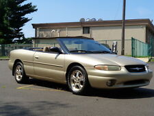 Chrysler: Sebring JXi CONVERTIBLE! 96K MILES! 2ND-OWNER!