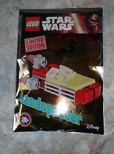 LEGO STAR WARS: LUKES LANDSPEEDER, NEW 2016, in Polybag, LIMITED