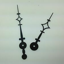 """Terry Antique Clock Hands for 9"""" Dial New Reproduction"""