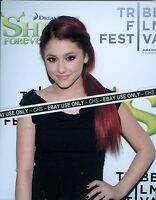 """ARIANA GRANDE SEXY!! COLOR CANDID 8x10 PHOTO """"VICTORIOUS"""" """"SAM & CAT"""" #003"""