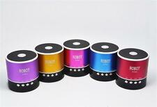 ROBOT-028U Portable Mini Speaker Digital Display Stereo Speaker