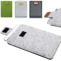 "Universal Woolen Sleeve Pouch Bag Cover Case For 7.9""-10.1"" Tablet Apple iPad"