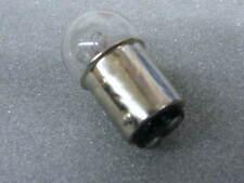Glühlampe 6 V Volt 5 W Watt mit Sockel BA 15 d Lampe Birne Glühbirne Oldtimer