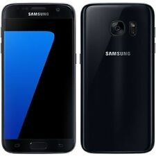 SAMSUNG GALAXY S7 32GB T MOBILE UNLOCKED BLACK ONYX VERY GOOD CONDITION
