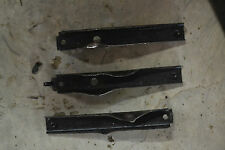 A2-3 YAMAHA GRIZZLY KODIAK 350 400 450 4X4 THREE FOOT RAILS BENDS FREE SH