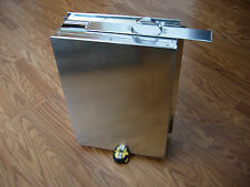 "Return Air Filter Rack Plenum, 16 x 20 x 1"" filter, duct work, hvac, sheet metal"