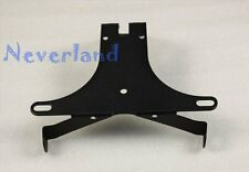 Fender Eliminator Tail Tidy Plate Bracket for Yamaha YZFR1 YZF R1 2004-2008 05