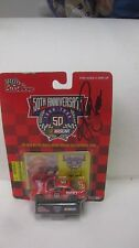 Signed Nascar 50th Anniversary Ricky Craven 50 Chevy 164 Scale Diecast NEWdc1318
